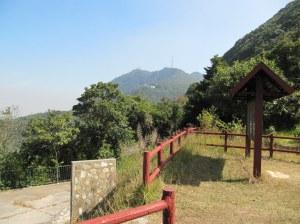 Hong Kong Island trekking